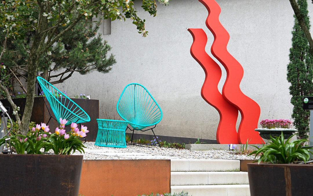 Frühlingshafte Impressionen aus unserem Skulpturengarten