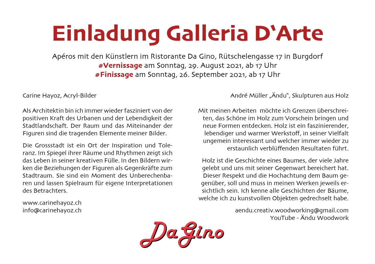 Galleria d'Arte Da Gino2